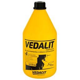 Aditivo Plastificante Vedalit para Argamassas 3,6 Litros