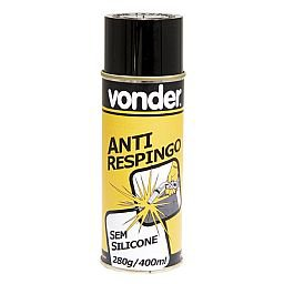 Spray Anti Respingo sem Silicone 280gr