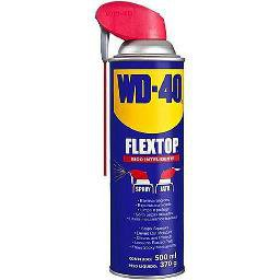 Anti Ferrugem Spray WD40 FLEXTOP com Bico Inteligente 500ml