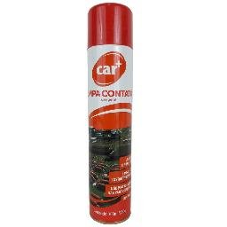 Limpa Contato Elétrico Spray Car+ 300ml Limpador de Uso Geral