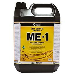 Óleo Solúvel ME-1 Semissintético Ecológico 5L