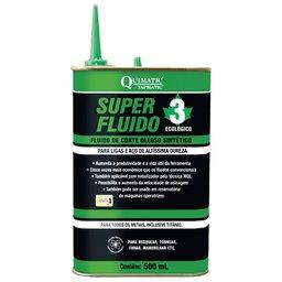 Super Fluido 3 para Corte de Metais Duros 500ml