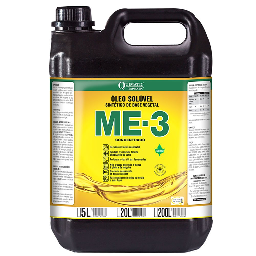 Óleo Solúvel Sintético ME-3 de Base Vegetal 5L