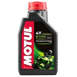 Lubrificante Ester 4T 1L 10W40 para Motor de Motos Technosynthese