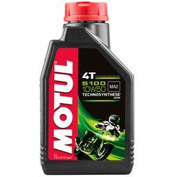 Lubrificante Ester 4T 1L 10W50 para Motor de Motos Technosynthese