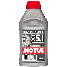 Fluido de Freios Brake Fluid DOT 5.1 500 ml