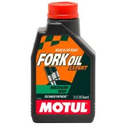 Fluido para Garfos e Amortecedores Fork Oil Expert 10W Médium 1L
