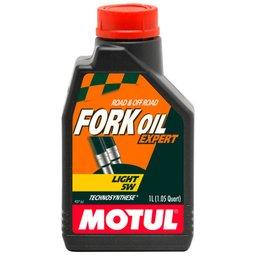 Fluido para Garfos e Amortecedores Fork Oil Expert 5W Light 1L