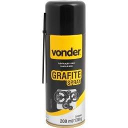 Grafite Em Spray 130 G