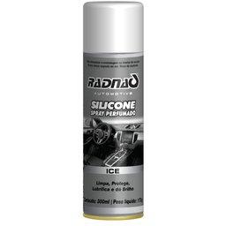 Silicone Spray Perfumado Ice 300ml/ 170g