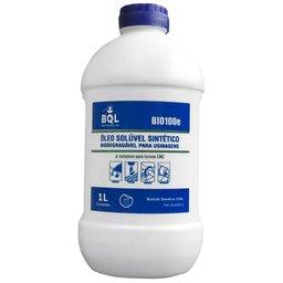 Óleo Solúvel Sintético Biodegradável 1 Litro para Corte de Metais