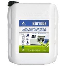 Óleo Solúvel Sintético Biodegradável 20 Litros para Corte de Metais