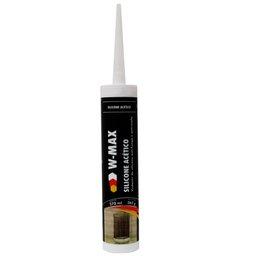 Silicone Acético Branco 270ml/265g