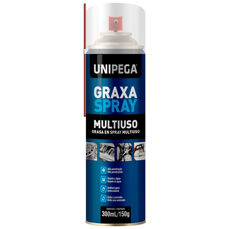 Spray Graxa Multiuso 300ml