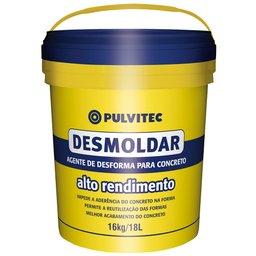 Desmoldante Líquido para Formas de Madeira 16kg