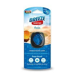 Odorizante Automotivo Breeze Sensations Ocean 5Ml