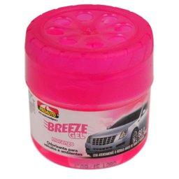 Odorizante para Automóvel Breeze Gel Morango