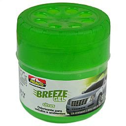 Odorizante para Automóvel Breeze Gel Citrus