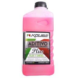 Aditivo para Radiador Concentrado Orgânico Plus Rosa 1L