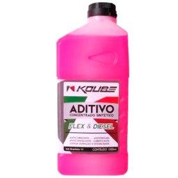 Aditivo para Radiador Concentrado Sintético Rosa 1L