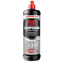 Polidor Heavy Cut Compound 400 com 250ml