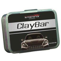 Pasta Abrasiva Clay Bar 80 gramas
