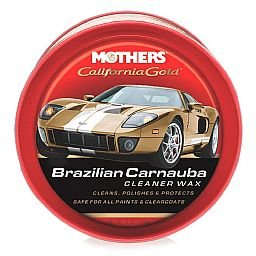 Cera de Limpeza California Gold Carnaúba Cleaner Max 340g