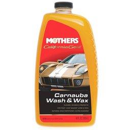 Shampoo de Carnaúba California Gold Wash Wax 1,9L