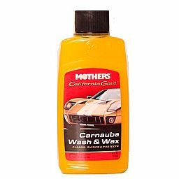 Shampoo de Carnaúba California Gold Wash Wax 118ml