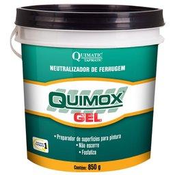 Quimox Gel Neutralizador de Ferrugem 850g