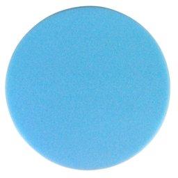 Boina de Espuma Super Macia Azul Wax de 180mm