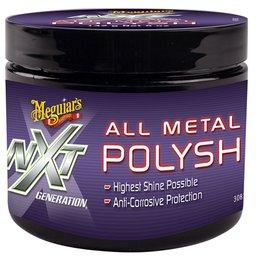 Pasta para Polir Cromados e Metais NXT 142g