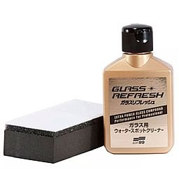 Removedor Glass Refresh a Base D Água 80ml