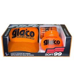 Kit Série Especial Cristalizador Big Glaco + Aditivo Glaco Washer + Boné