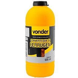 Convertedor de Ferrugem para Superfícies Metálicas Oxidadas 500 ml