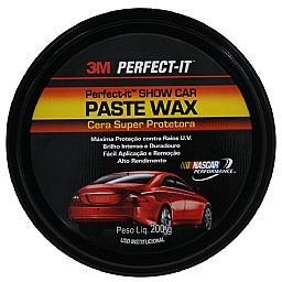 Cera Paste Wax Super Protetora 200g