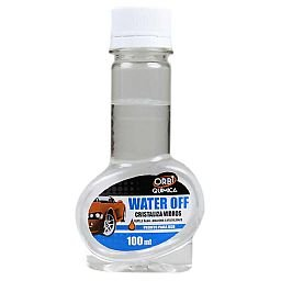 Water Off - Cristalizador de Vidros 100 ML