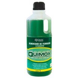 Removedor de Ferrugem Quimox 1 Litro