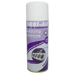 Spray Limpa Ar Condicionado Automotivo Lavanda 200ml