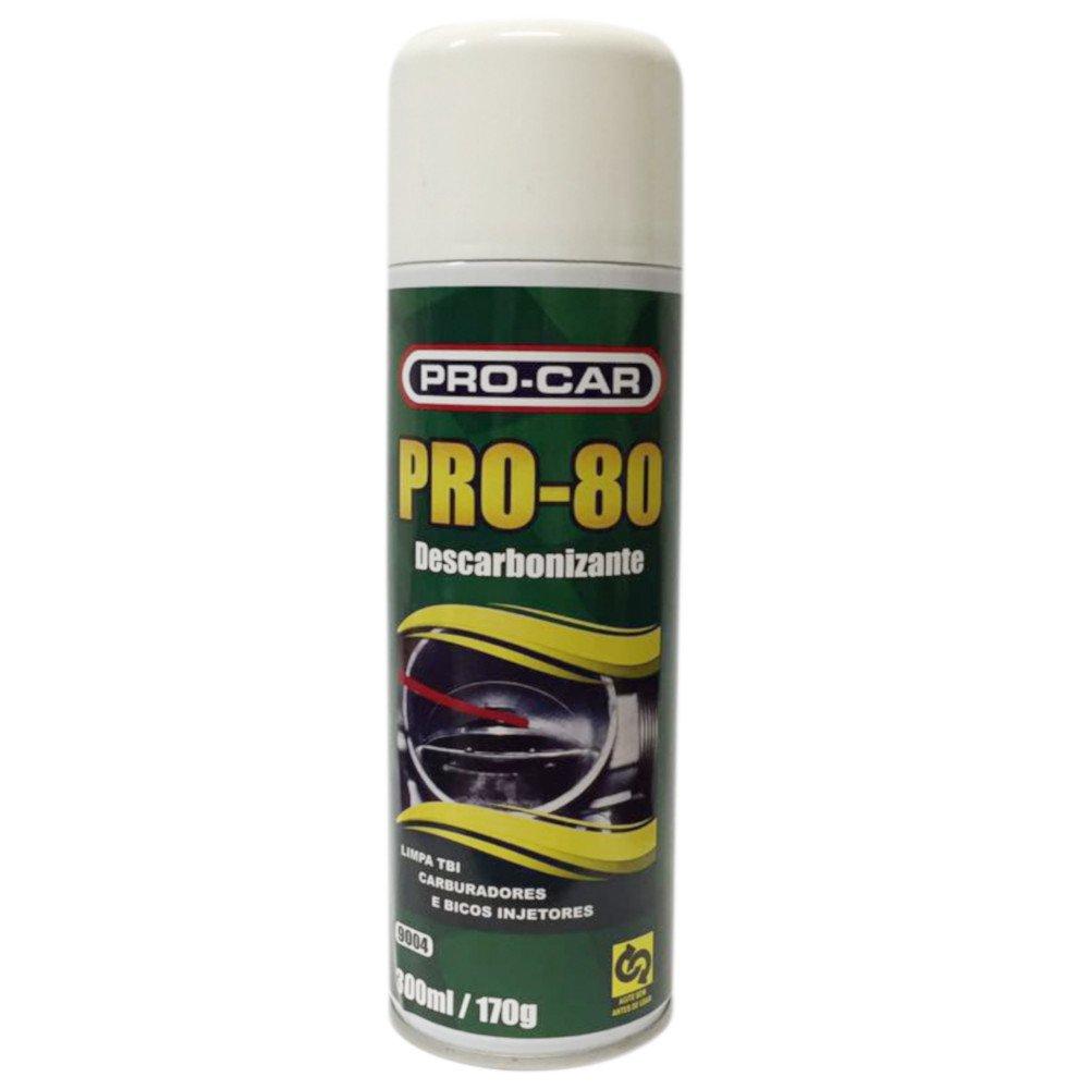 Descarbonizante PRO-80 em Lata 300ml