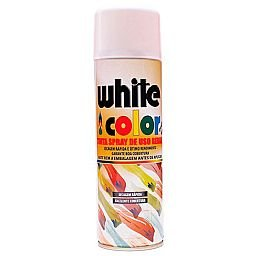 Tinta Spray White Color Branco 340ml