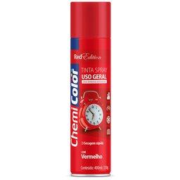 Tinta Spray Edition 400ml Vermelho Uso Geral