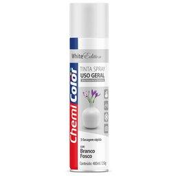Tinta Spray Edition 400ml Branco Fosco Uso Geral