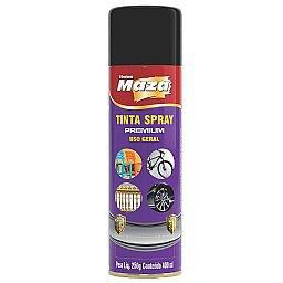 Tinta Spray Brilhante Preto 400ml/ 250g