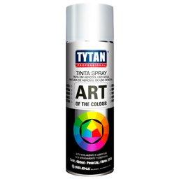 Tinta Spray Branco Brilhante Uso Geral 500ml