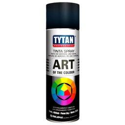 Tinta Spray Preto Brilhante Uso Geral 500ml