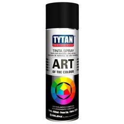 Tinta Spray Preto Fosco Uso Geral 500ml