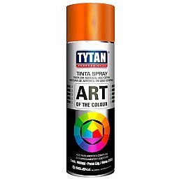 Tinta Spray Laranja Uso Geral 500ml