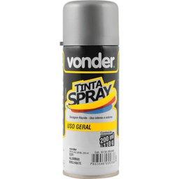 Tinta Em Spray Alumínio Com 200 ml