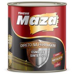 Tinta Esmalte Sintético Metálico Aço Corten 900ml